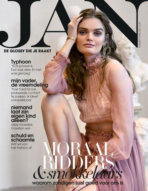 jan's nieuwe april 2021 cover