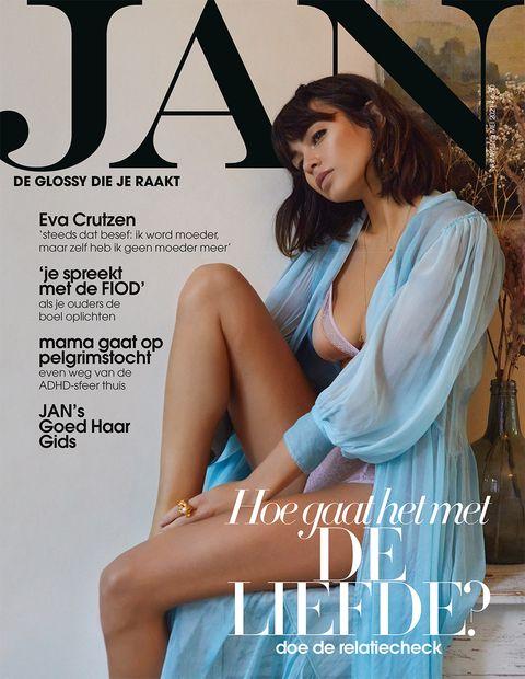 jan's nieuwe mei 2021 cover