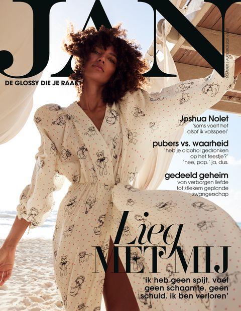 cover jan magazine augustus 2021