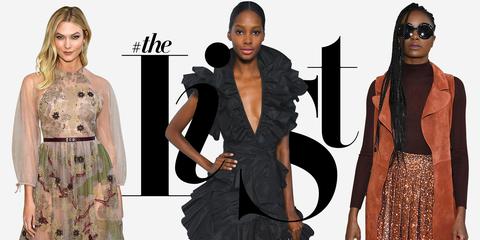 Fashion model, Clothing, Fashion, Dress, Outerwear, Fashion design, Cocktail dress, Little black dress, Haute couture, Neck,
