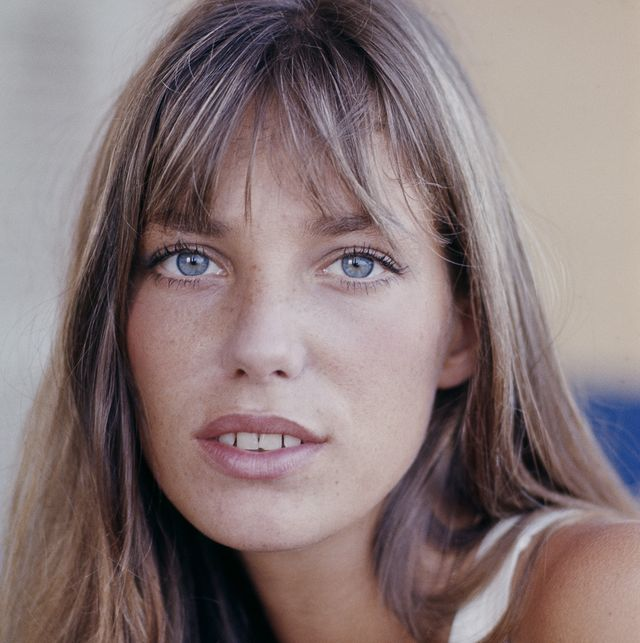 bristish singer and actress jane birkin on holyday in saint tropez photo by james andansonsygma via getty images