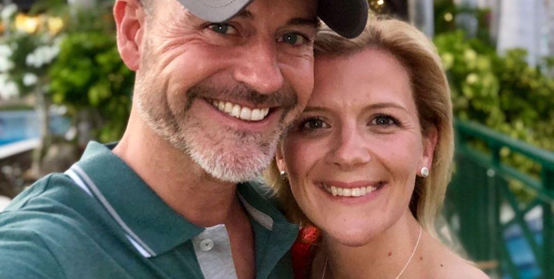 Corrie's Jane Danson talks balancing home life with Hollyoaks star husband