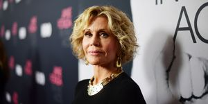 Premiere Of HBO's 'Jane Fonda In Five Acts' - Red Carpet