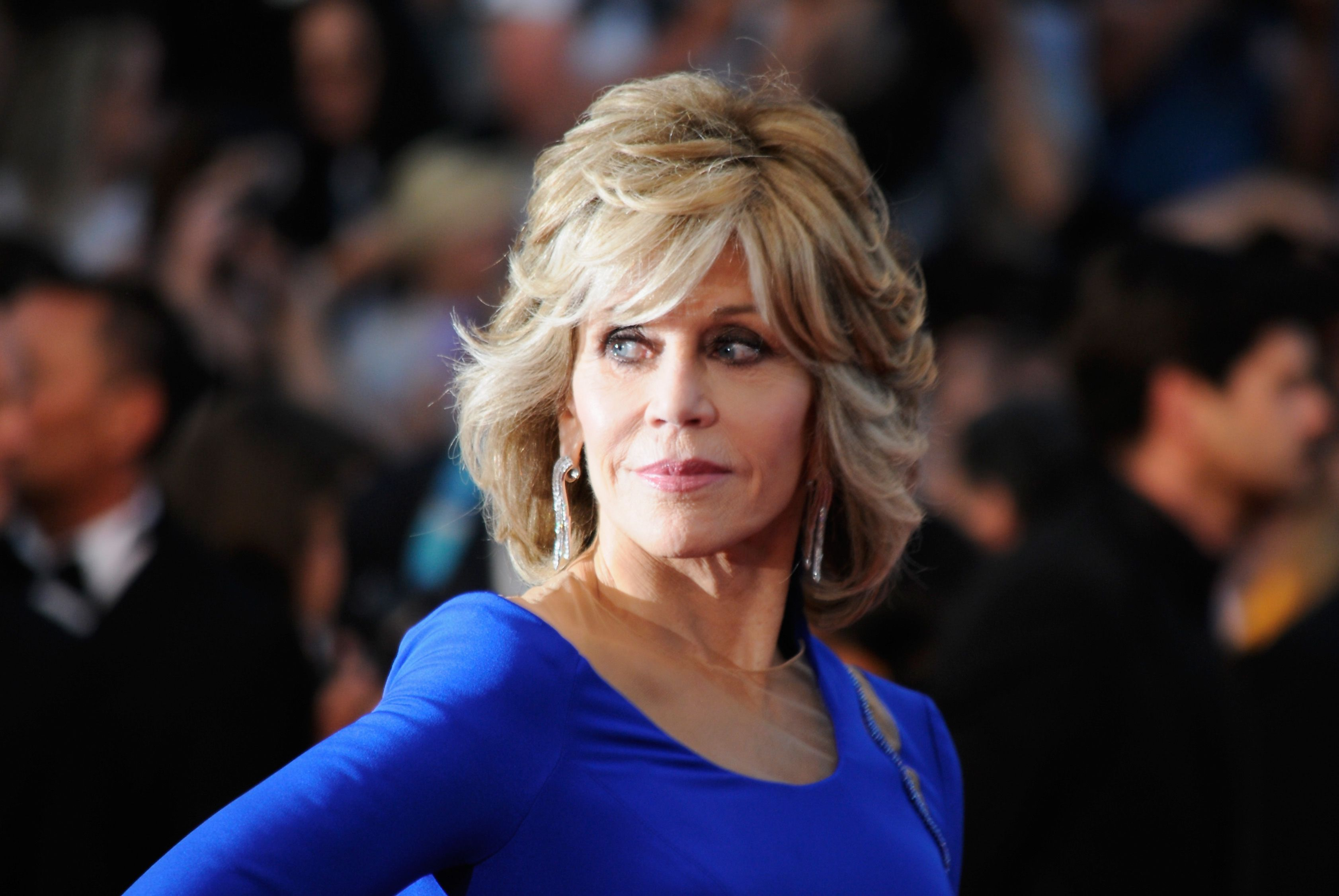 Jane Fonda Was Arrested While Protesting Climate Change in D.C.