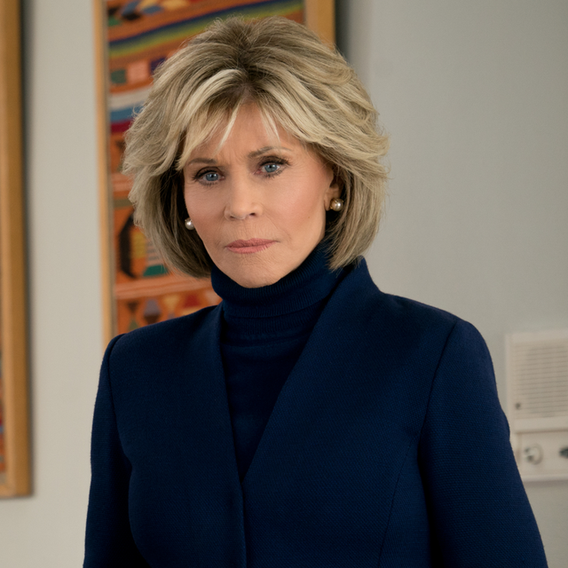 Jane Fonda On Her Breakdown While Filming Grace And Frankie