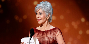 jane fonda gray hair oscars