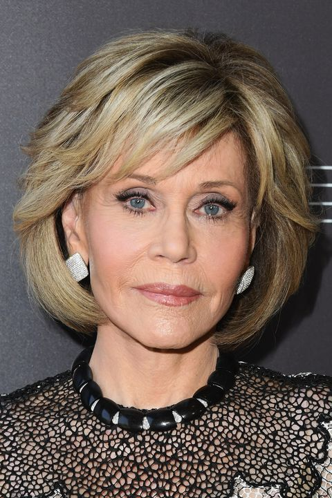 pretty easy hair styles 35 best hairstyles with bangs photos of 2963 | jane fonda haircut with bangs 1532376187.jpg?crop=0.670xw:0.898xh;0