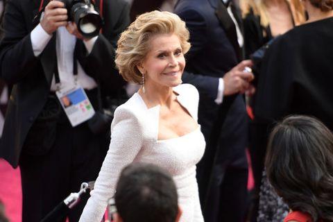 Jane Fonda 2018 Oscars