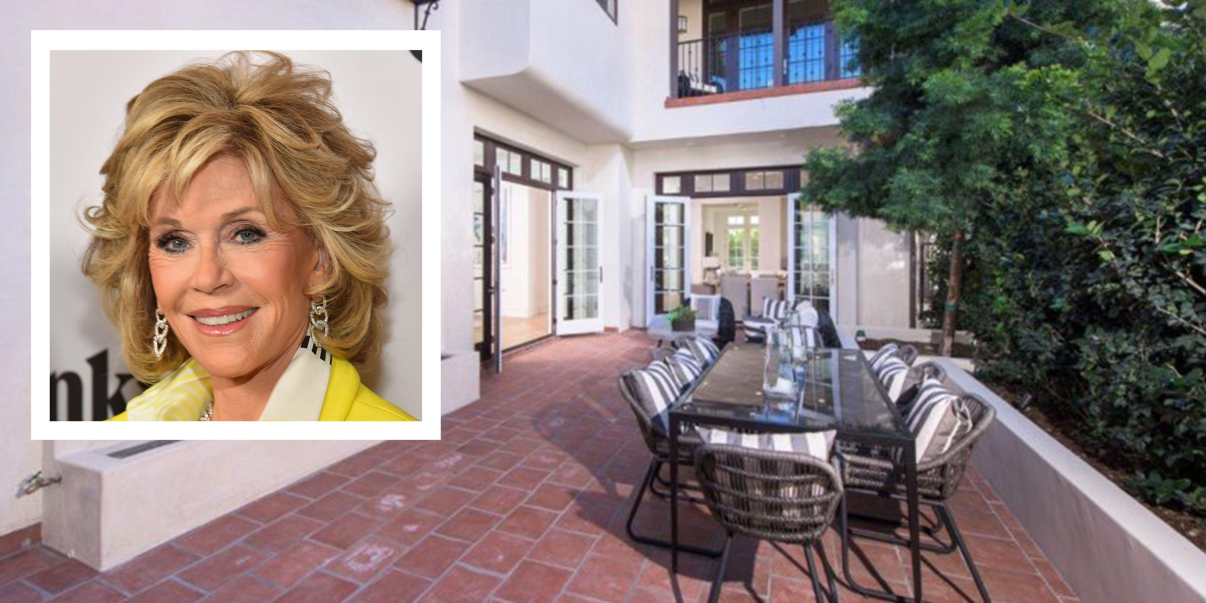 Image result for Jane Fonda sunbath