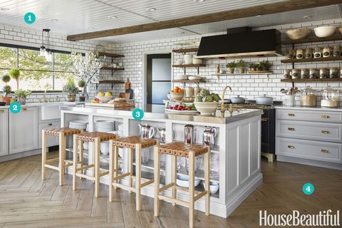 Author Jane Green\'s Family-Friendly Kitchen Doubles as Her Sanctuary