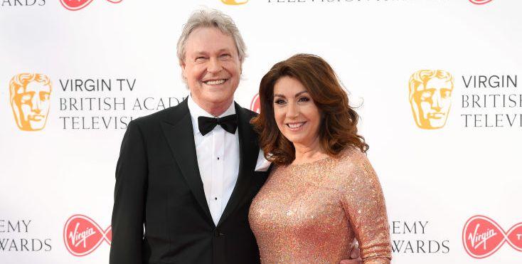 Jane McDonald announces her fiancé Eddie Rothe has died