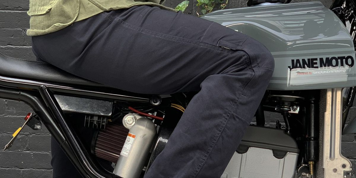 Motorcycle Pants Perfect for Life Both On and Off the Bike