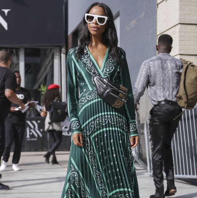 street style   new york fashion week september 2018   day 7