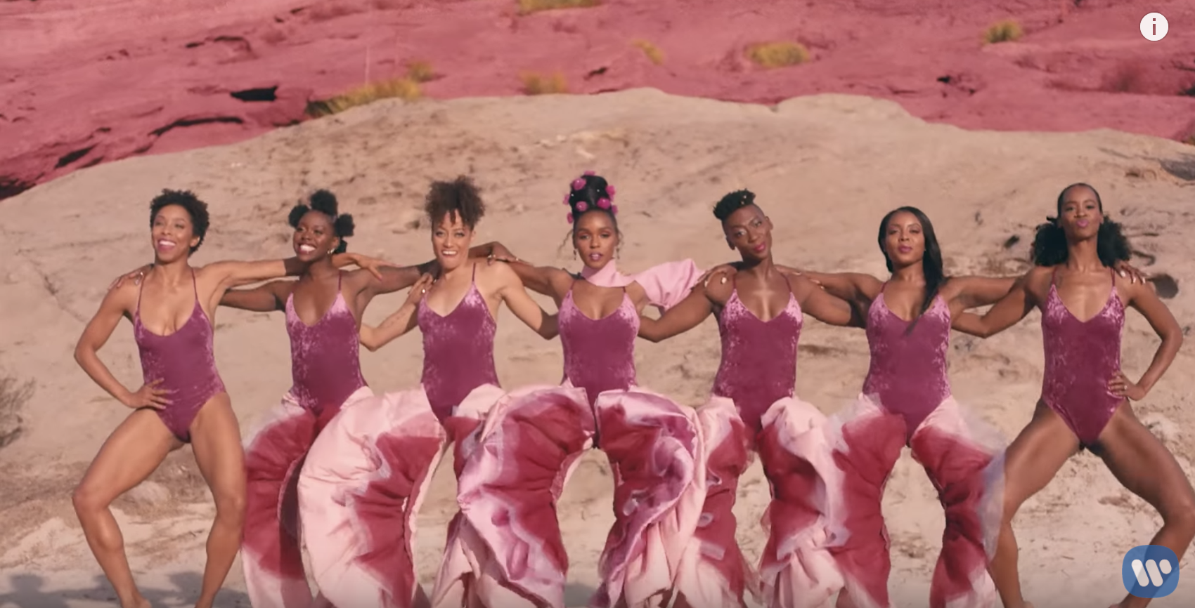 Janelle Monae Pynk Video