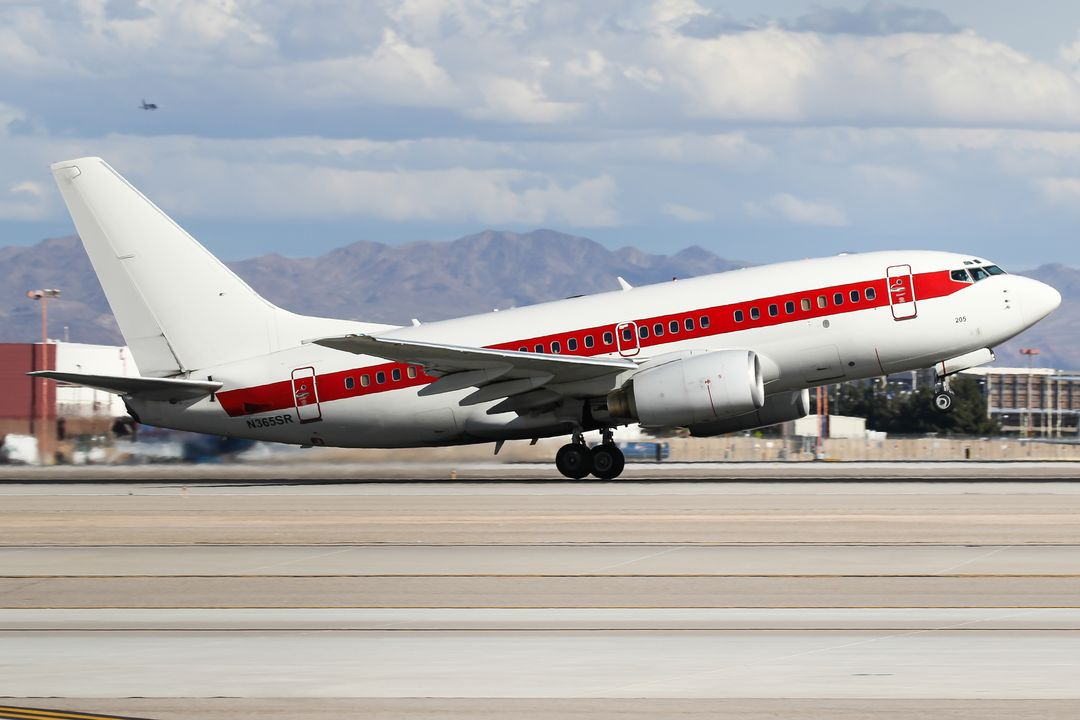 """737 """"Janet Airlines"""""""