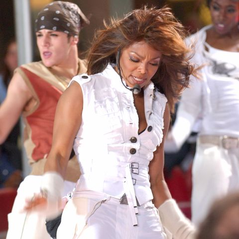 Janet Jackson Performs on 'The Today Show' - September 29, 2006