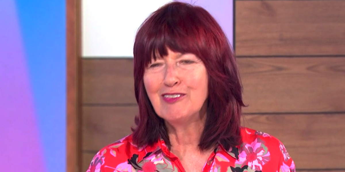Janet Street-Porter returns to Loose Women studio after skin cancer diagnosis