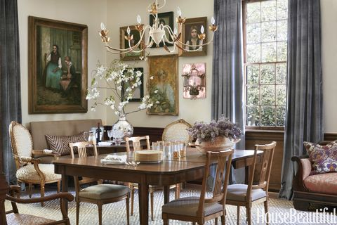 janie molster dining room