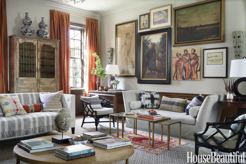 Janie Molster Living Room