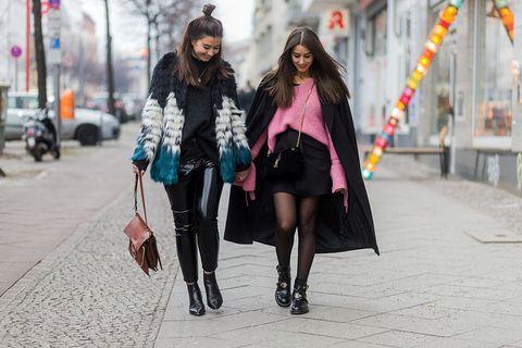 Street Style Day 2 - Mercedes-Benz Fashion Week Berlin A/W 2017