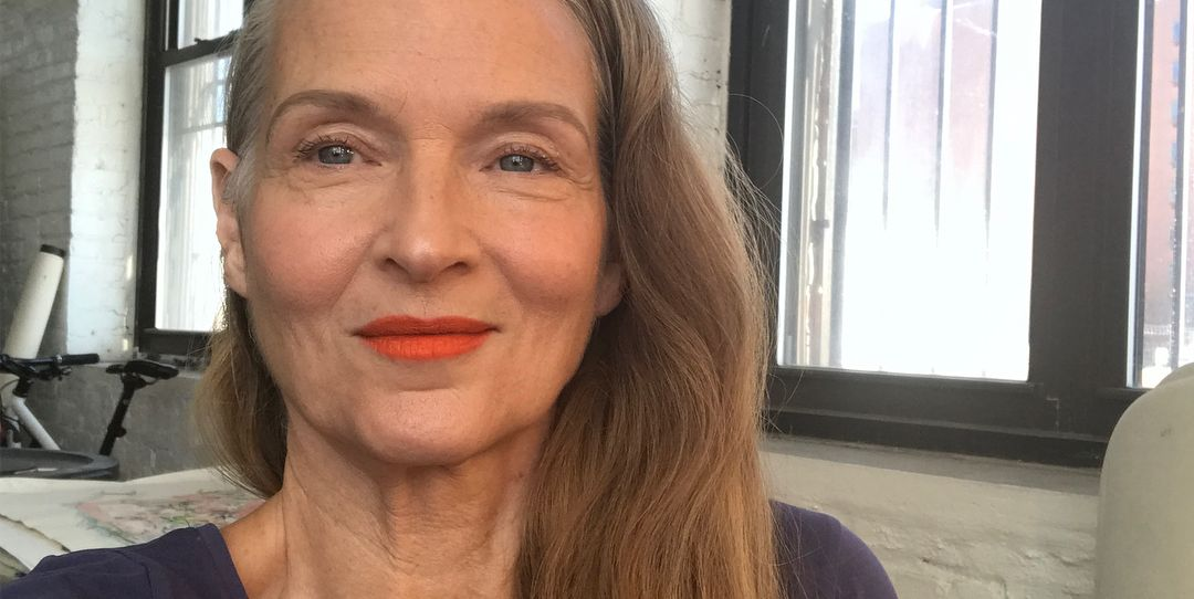 This Woman Started Her Modeling Career at 62—And She's Totally Thriving