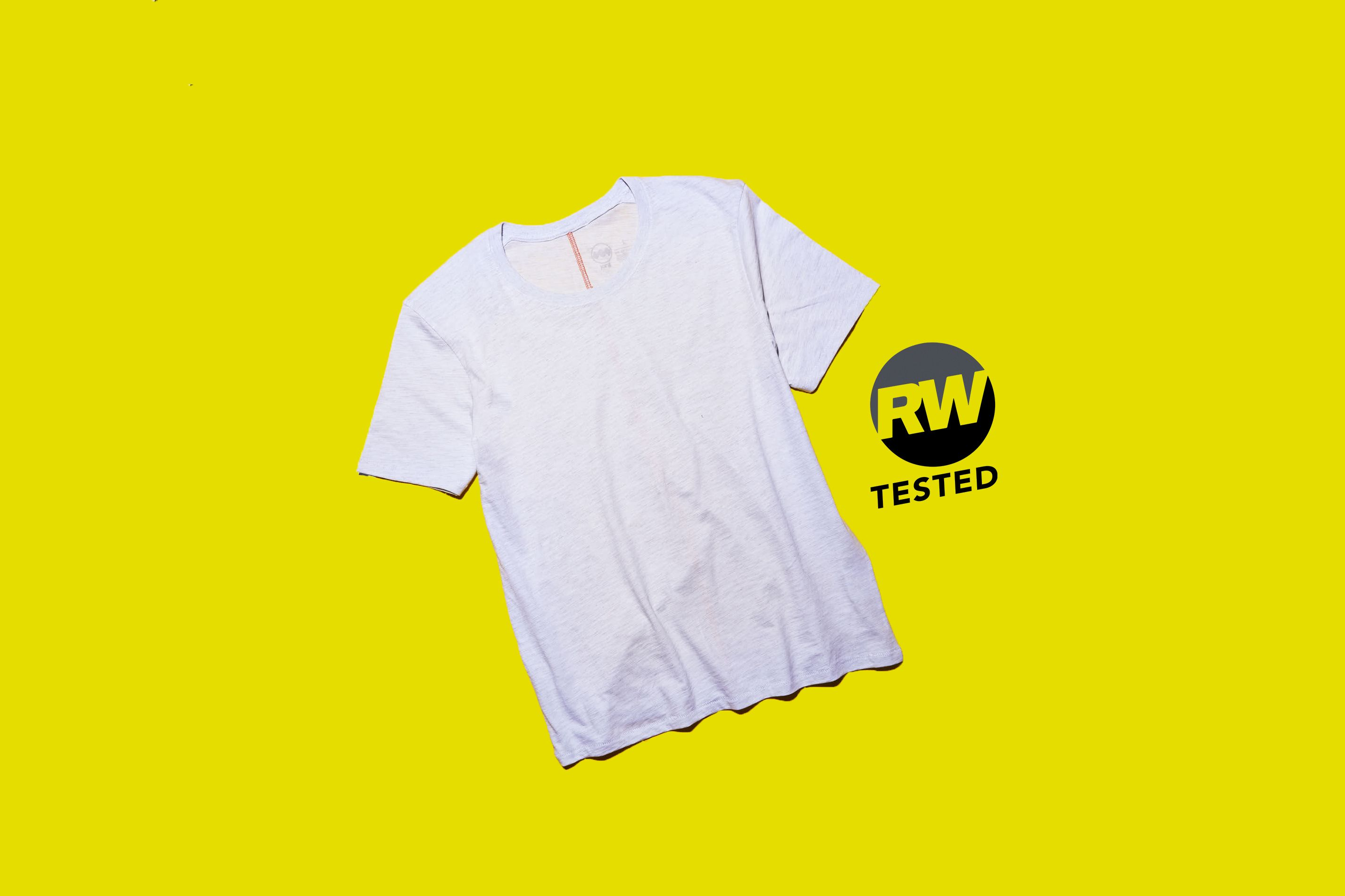 Survive Hot Weather Runs Wearing Janji's Runpaca Short-Sleeve
