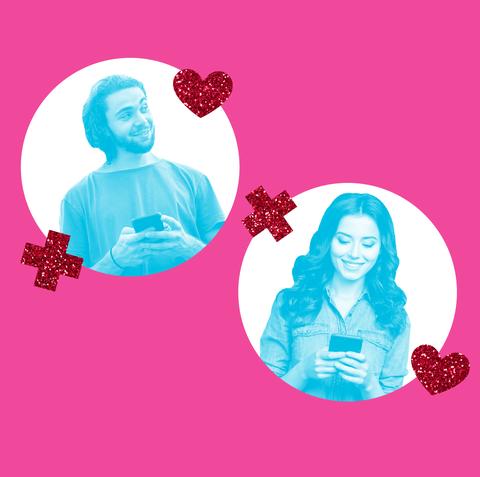 Cosmopolitan online dating