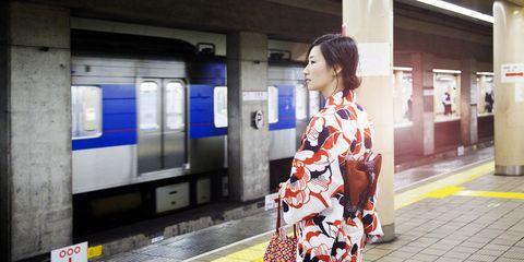 Japan, app, aanranding vrouwen, metro