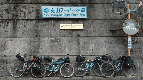 In Japan, the People, the Riding, and the Roads Are Poetry