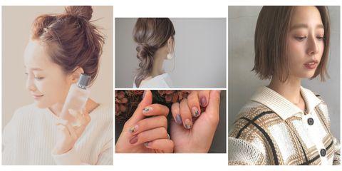 Hair, Face, Hairstyle, Skin, Ear, Chin, Head, Brown hair, Neck, Forehead,