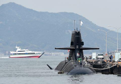 Taking a Closer Look at Japan's Futuristic Attack Submarine