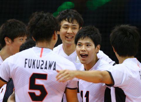 Japan v Dominican Republic - FIVP Men's World Championship西田有志