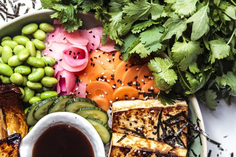 Food, Dish, Cuisine, Ingredient, Comfort food, Meal, Vegan nutrition, Lunch, Natural foods, Vegetarian food,