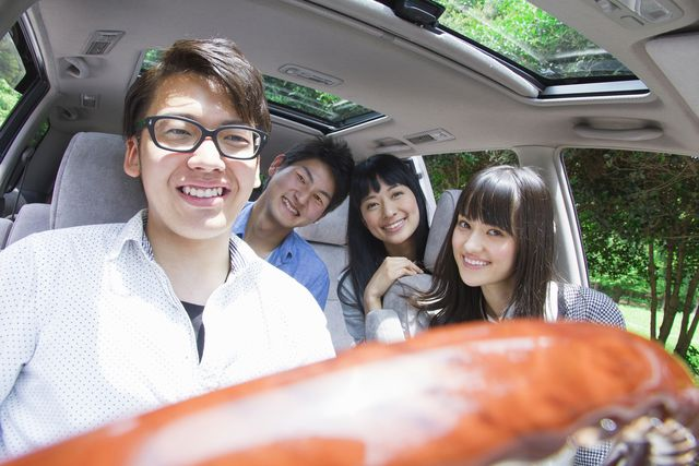 japanese students to drive