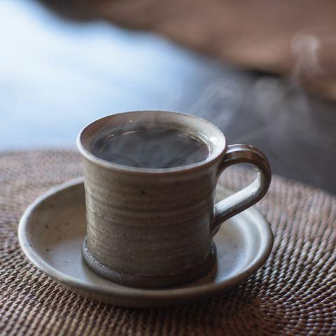 Japanese style, coffee