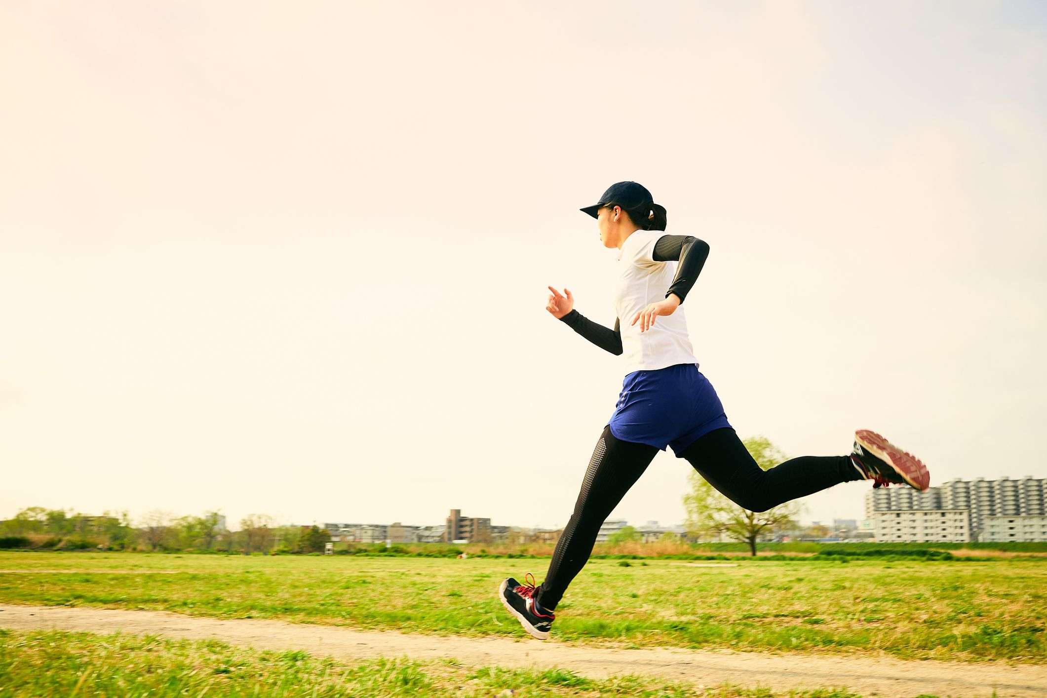 13 Benefits Of Running That'll Convince You To Lace Up Your Sneakers, Stat
