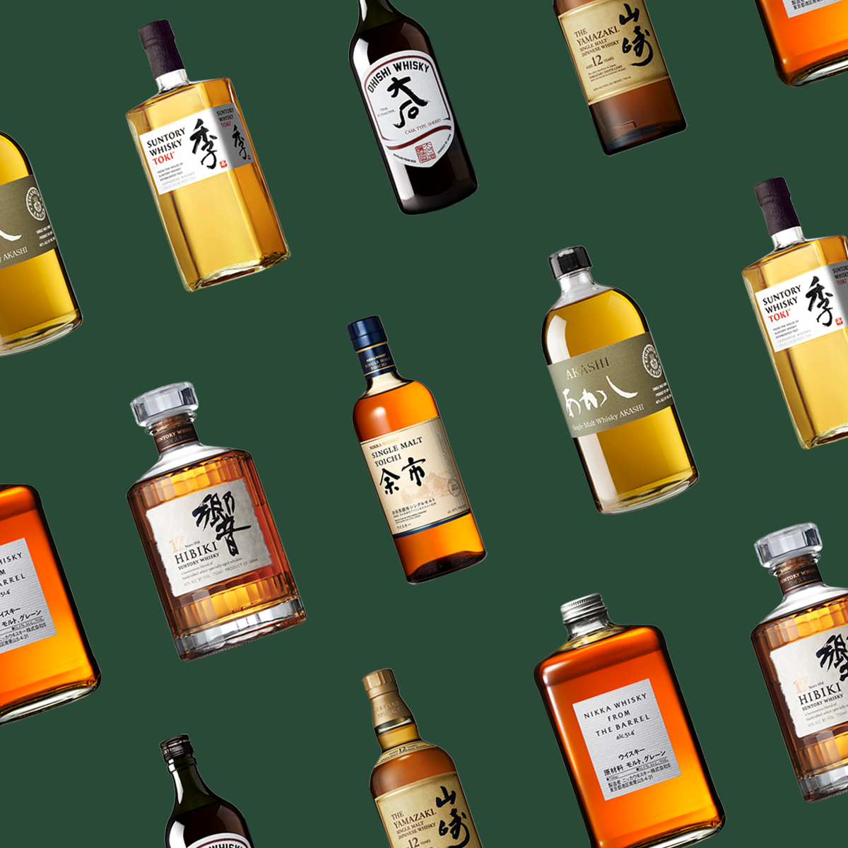 11 Best Japanese Whisky Bottles to Drink Right Now
