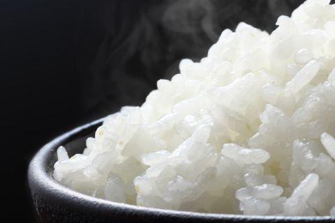 Japanese white rice