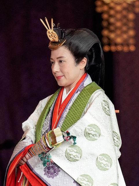 JAPAN-ROYALS-EMPEROR-CEREMONY