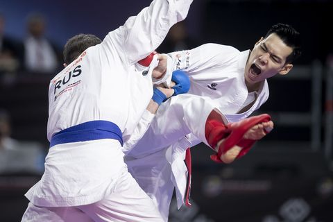 24th Karate World Championships In Madrid