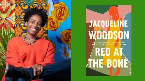 Jacqueline Woodson new book