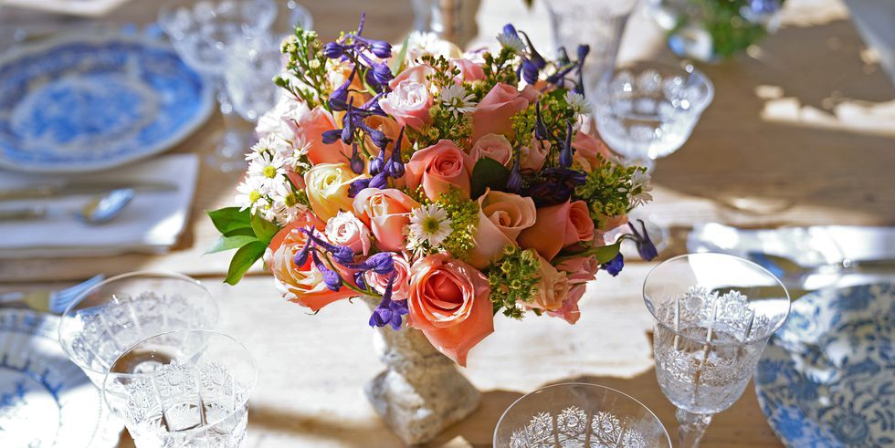 Monique Lhuillier Just Launched a Dreamy Wedding Flower Line With The Bouqs Company