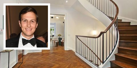 Jared Kushner Brooklyn Townhouse
