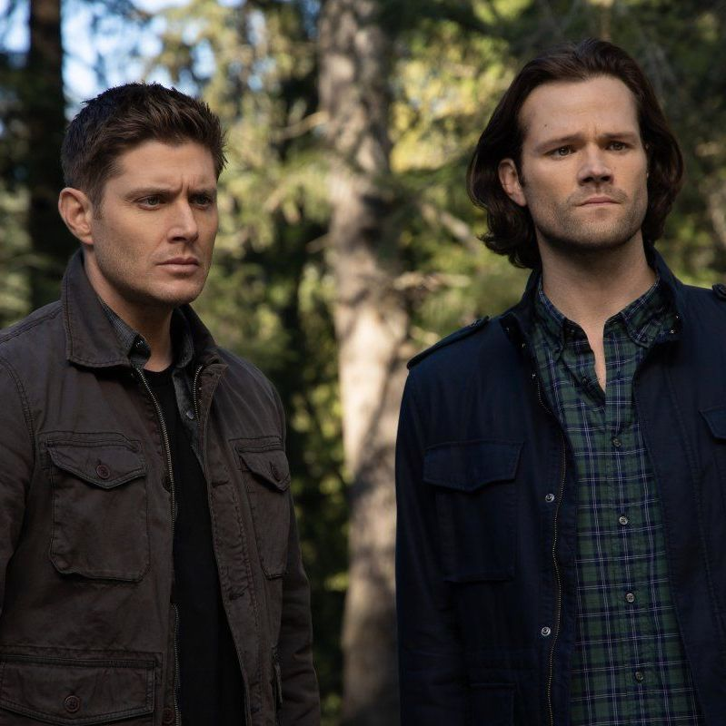 """Supernatural star says Sam and Dean dying might be """"the only way to end"""" the show"""