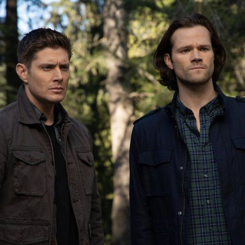 Supernatural movie is a possibility after series ends, says producer