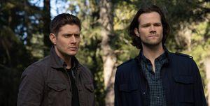 Jared Padalecki, Jensen Ackles, Supernatural season 14