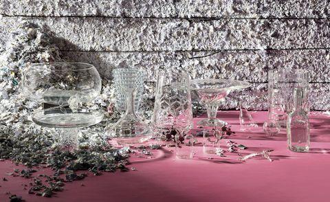 Tendencias en jarrones de cristal