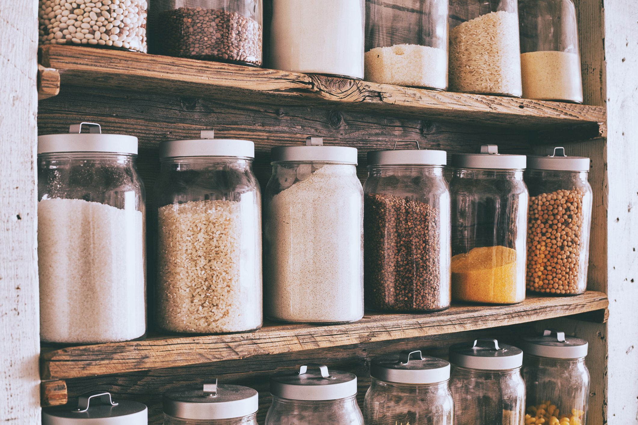 Your Essential List Of Pantry Staples For Healthy Eating