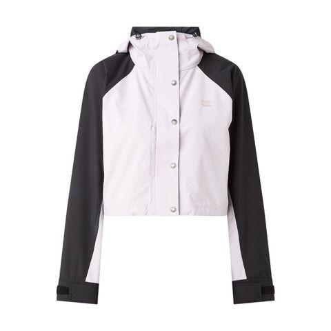levi's jacket jas licht zwart roze