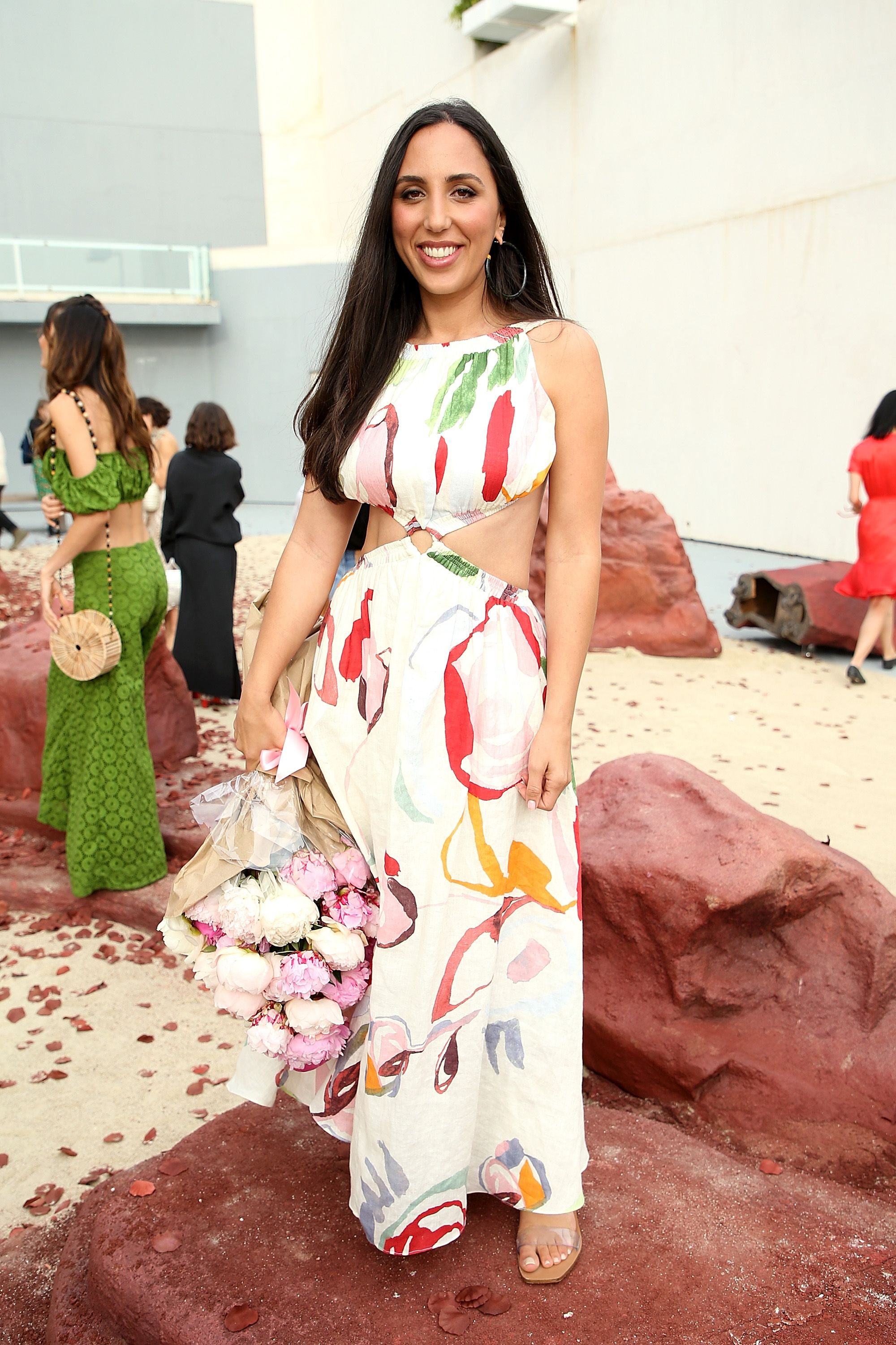 What I Wear to Work: Jasmin Larian Hekmat, Founder and Creative Director of Cult Gaia